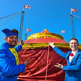 Paington Magic Circus