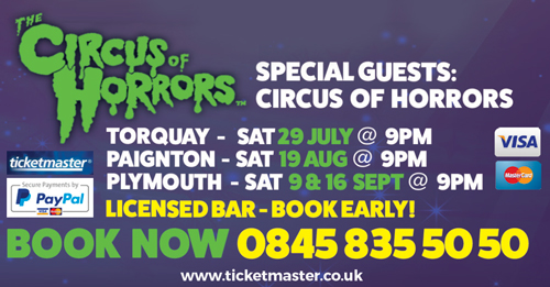 The Magic Circus Torquay